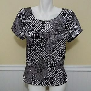 Rampage Blouse Size Medium